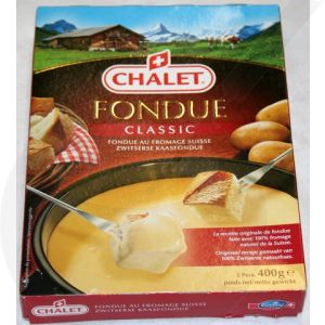 Chalet Fondue Classic 400g