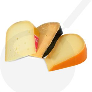 Best Three Cheeses - Cheese Package