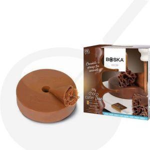 Choco Curler Disc Milk 200 grams