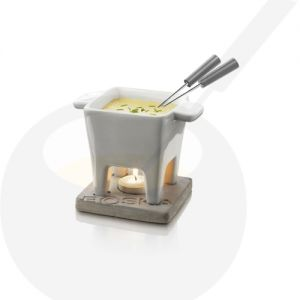 Boska Fondue Set Chocolate Fondue set - Cheese fondue set Grey - 200 grams