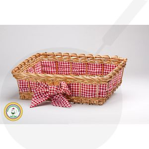 Farmhouse Basket Large 32x24x10 cm