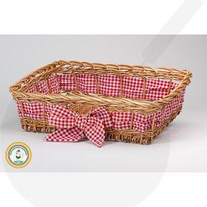 Farmhouse Basket Large XL 39x31x13 cm