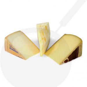 Fondue package | Gruyère - Emmentaler - Comté Cheese