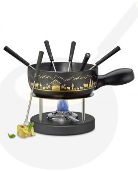 Cheese Fondue Set Montana