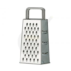 Grater - 4-sided Medium - With Handle