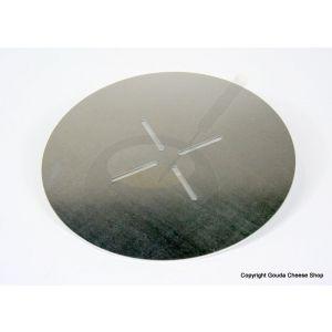 Round fondue pot support plate  Ø 15.5 cm