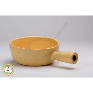 Individual Cheesy Fondue Pot