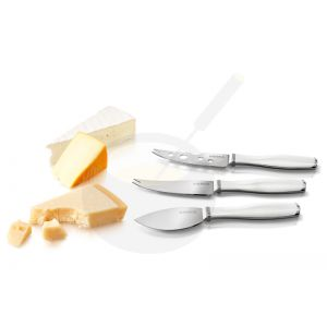 Luxe Cheese Knives set in Gift Box