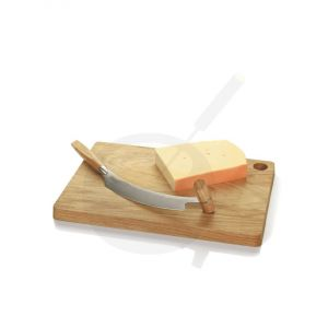 Cheese Set Dutch Oak