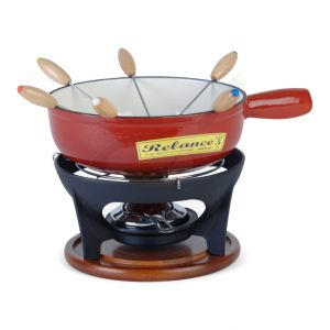Cheese fondue set Relance