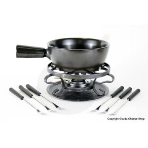 Boska Cheese fondue set Classic Black
